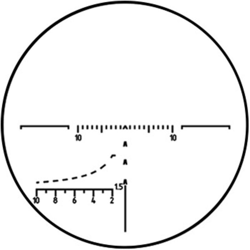 Оптический прицел Пилад Р8х48 L с подсветкой (LC)