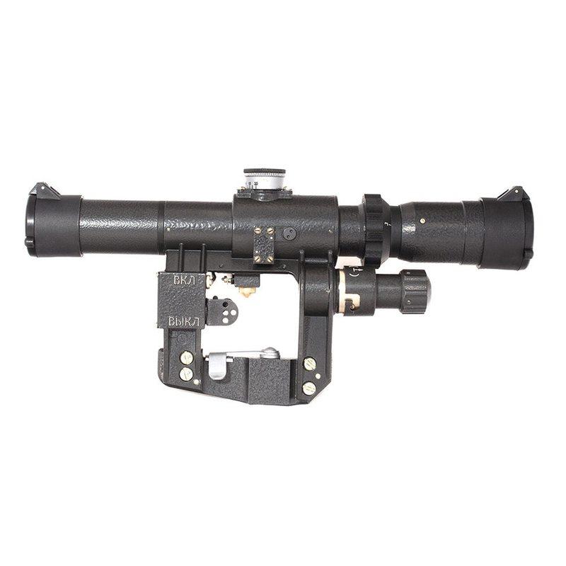 Оптический прицел ПОСП 2,5-5х24 В
