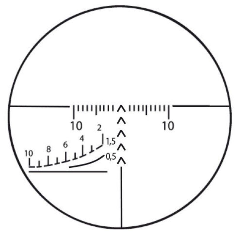 Оптический прицел ПОСП 3-9x42