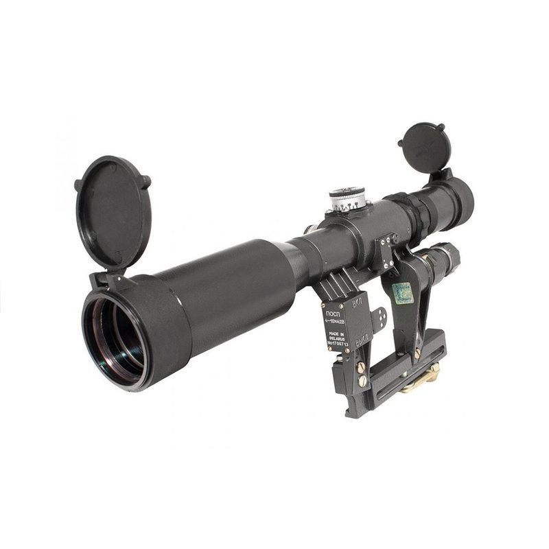 Оптический прицел ПОСП 4-10х42 ВД