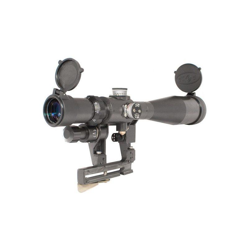 Оптический прицел ПОСП 6-12x50 В
