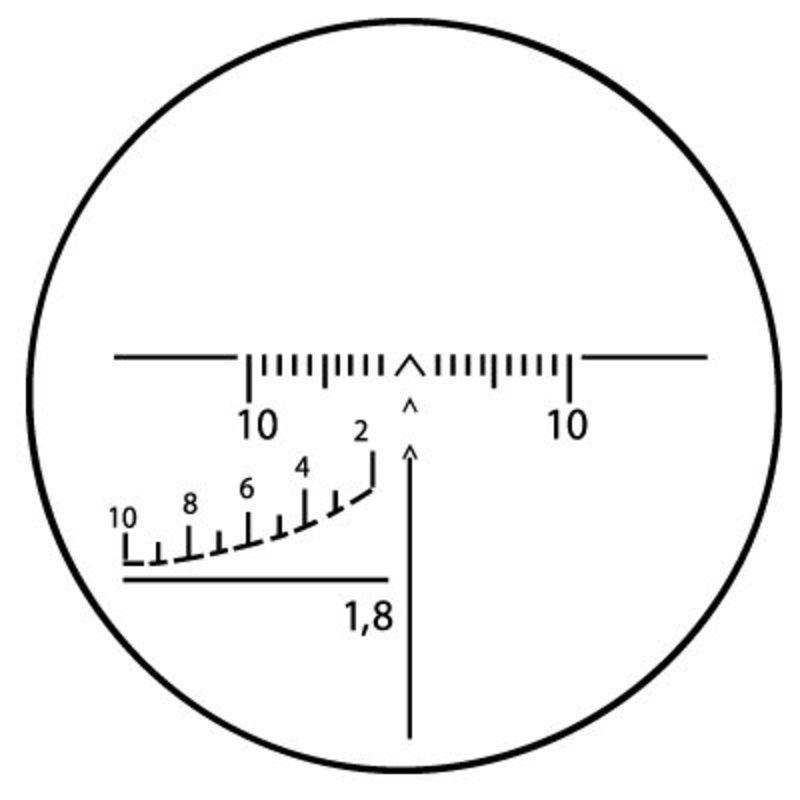Оптический прицел ПОСП 8x42 Д