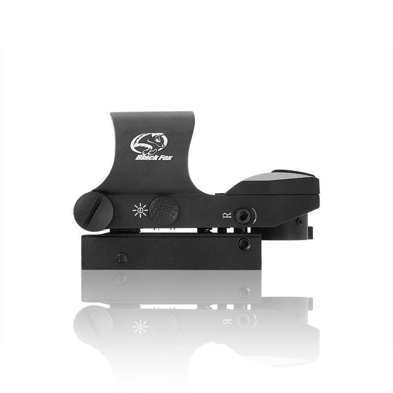 Коллиматорный прицел Veber Black Fox 1x28x40 RD Multi-Cross